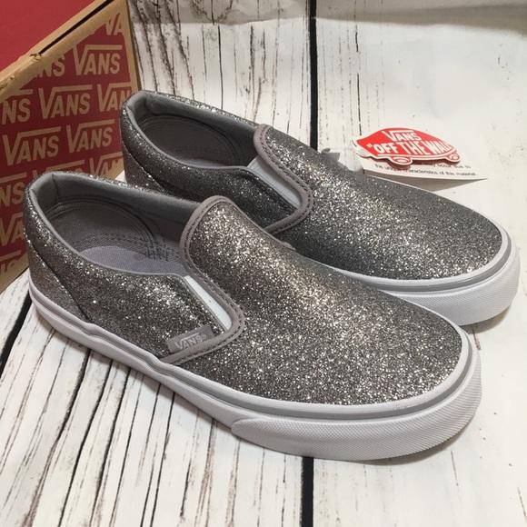 vans shoes size 2.5